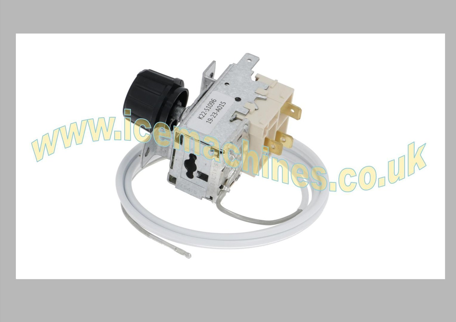 Evaporator thermostat (ITV)