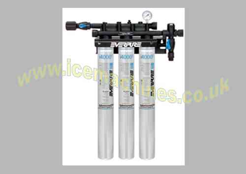 Insurice 4000 triple filter system (Everpure)