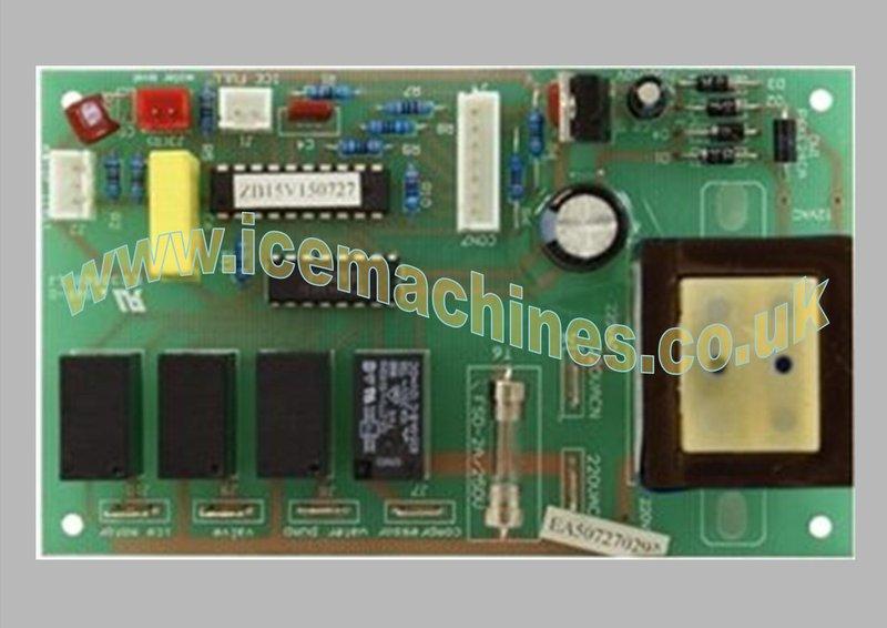 PCB (Polar G620)