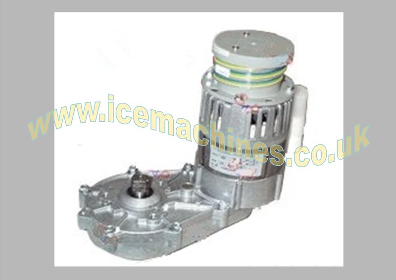Motor Amp Gearbox Icematic