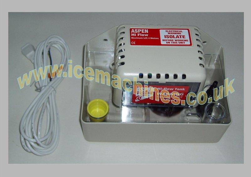 2 Litre Tank Condensate Pump