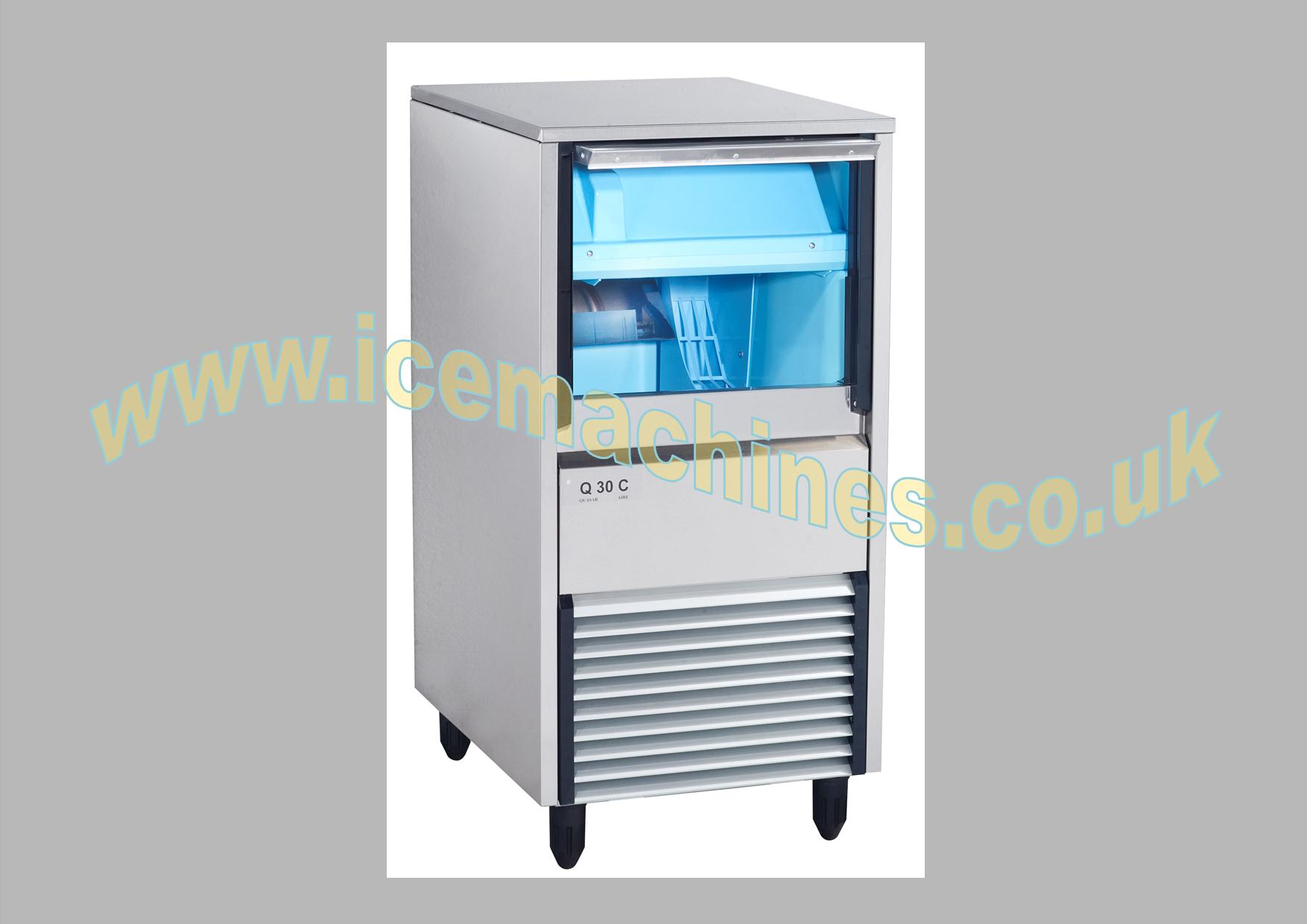 Quasar q30c ice maker.