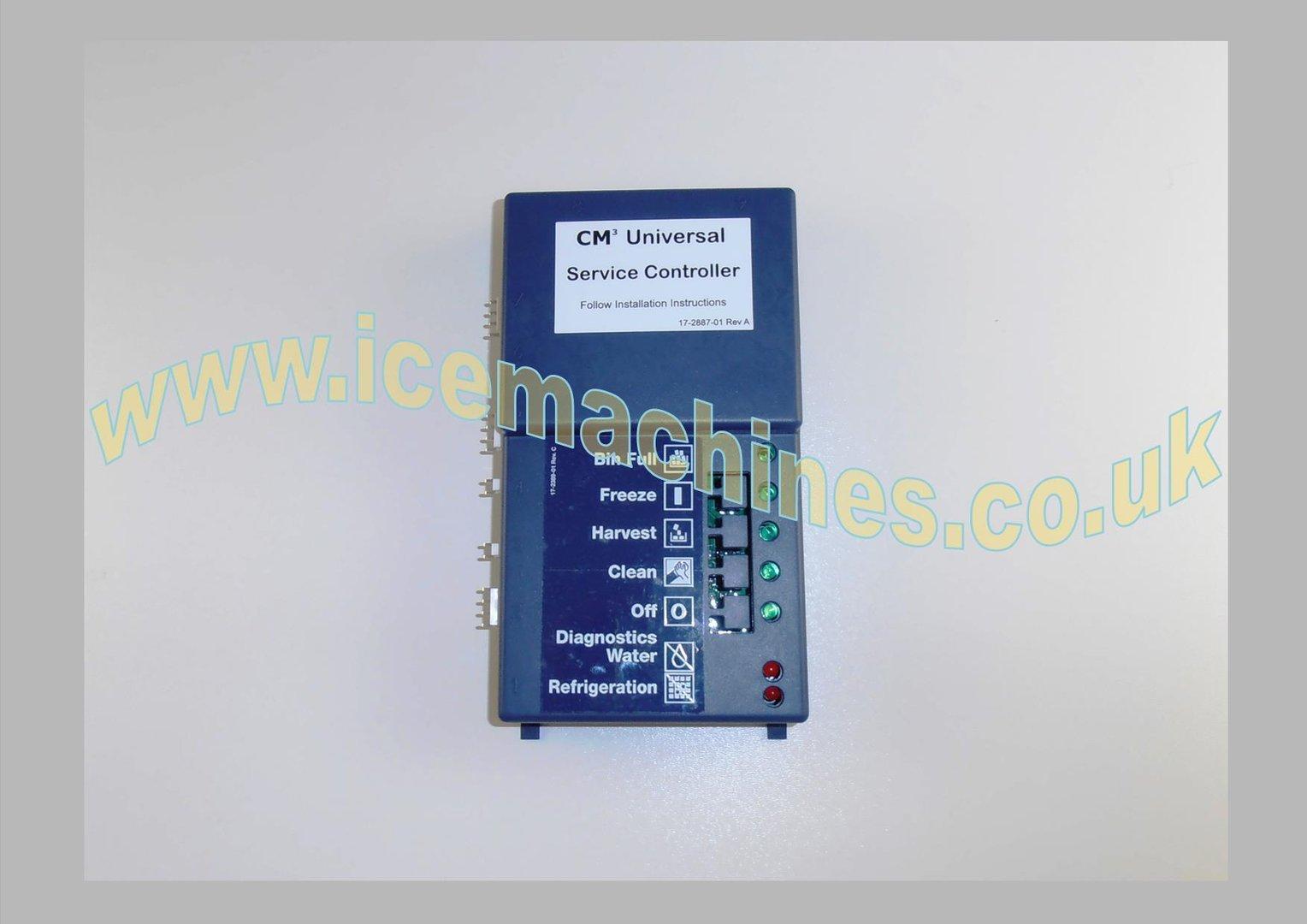cme656 scotsman machine